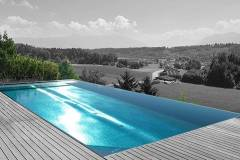Constructeur de piscine beton a Sallanches