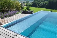 Renovation de piscine en Haute Savoie
