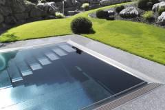 Vente de piscine a Amancy