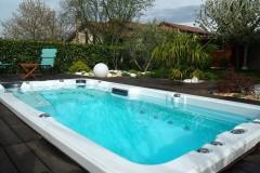 Spas de nage Haute Savoie